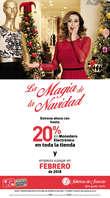 Ofertas de Fábricas de Francia, La Magia de la Navidad