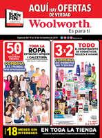 Ofertas de Woolworth, Buen Fin aquí hay ofertas de verdad - CDMX