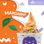 Ofertas de Moyo, Nuevo sabor Mandarina
