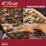 Ofertas de El Farolito, Menú