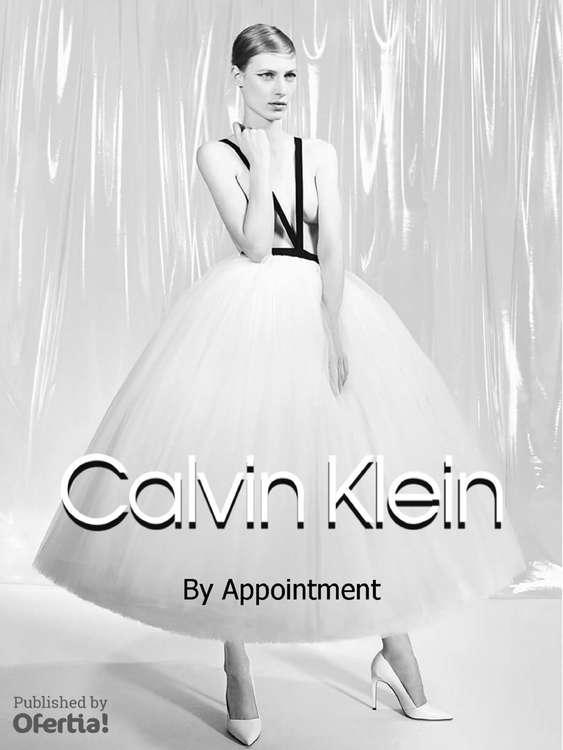 Ofertas de Calvin Klein, By Appointment