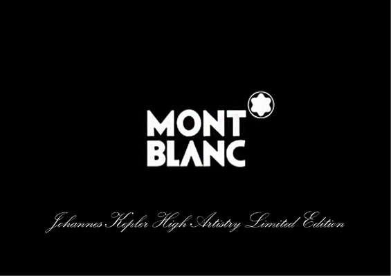 Ofertas de Mont Blanc, Limited Edition
