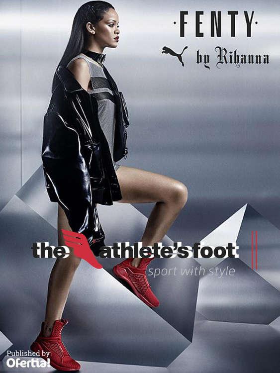 Ofertas de The Athlete´s Foot, Fenty by Rihanna