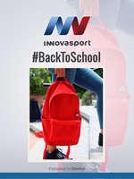 Ofertas de Innovasport, Mochilas | Back to school