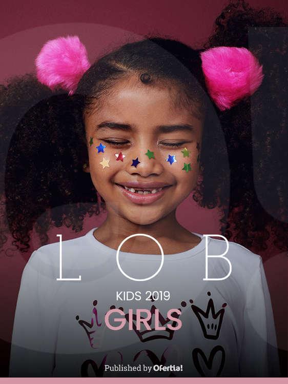 Ofertas de LOB, Kids Girls