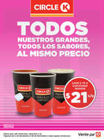 Ofertas de Circle K, Promociones Mexicali, Obregón y Hermosillo