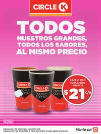 Promociones Mexicali, Obregón y Hermosillo