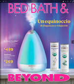 Ofertas de Bed Bath & Beyond, Revista Bed Bath & Beyond