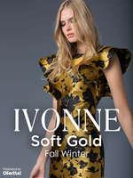 Ofertas de Ivonne, Otoño Invierno Soft Gold