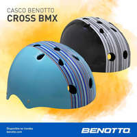 Casco Cross BMX
