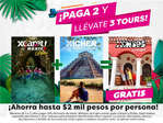 Ofertas de Price Travel, 3x2
