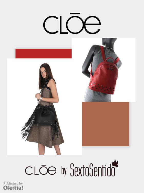 Ofertas de Cloe, Cloe By Sexto Sentido