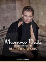 Ofertas de Massimo Dutti, Rues Des Desirs