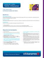 Ofertas de Citibanamex, Tarjeta de crédito Teletón Citibanamex