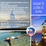 Ofertas de RS Viajes, Puerto Vallarta