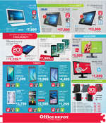 Ofertas de Office Depot, Folleto Junio