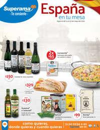 España en tu mesa