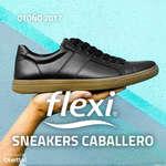 Ofertas de Flexi, Sneakers Caballero Otoño