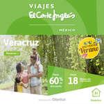 Ofertas de Viajes El Corte Inglés, Preventa de Verano - Veracruz