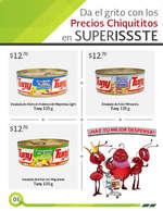 Ofertas de SUPERISSSTE, Da el grito con precios chiquitititos