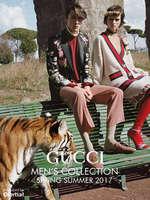 Ofertas de Gucci, SpringSummer 2017 Men's