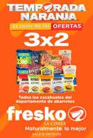 Ofertas de Fresko, Temporada Naranja