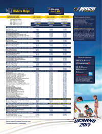 Guía Vacacional 2017