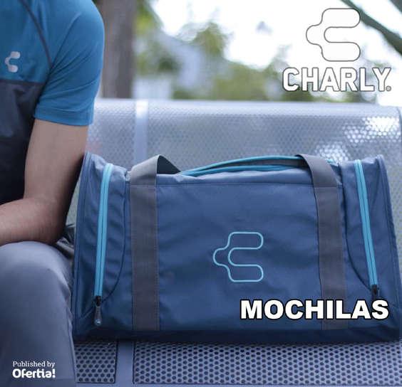 Ofertas de Charly, Mochilas
