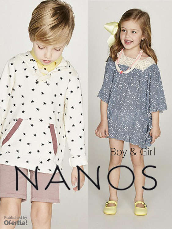 Ofertas de Nanos, Boy&Girl