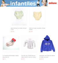 Bebés e Infantiles