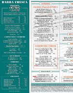 Ingredientes en ixtapa zihuatanejo cat logos ofertas y for Lista de precios subway