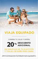 Ofertas de Viajes Palacio, Viaja Equipado