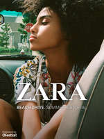 Ofertas de ZARA, Beach Drive Summer editorial