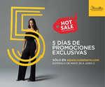 Ofertas de Palacio de Hierro, Hot sale