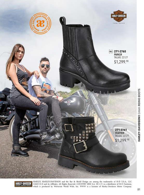 Ofertas de Andrea, Harley Davidson