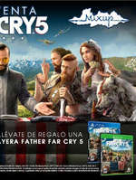 Ofertas de Mix Up, Farcry 5