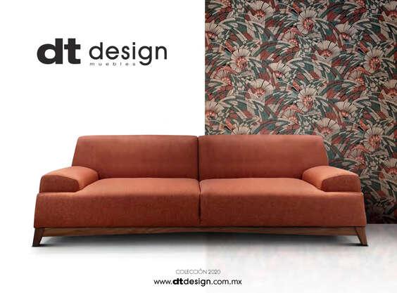 Ofertas de DT Design Muebles, Catálogo 2020