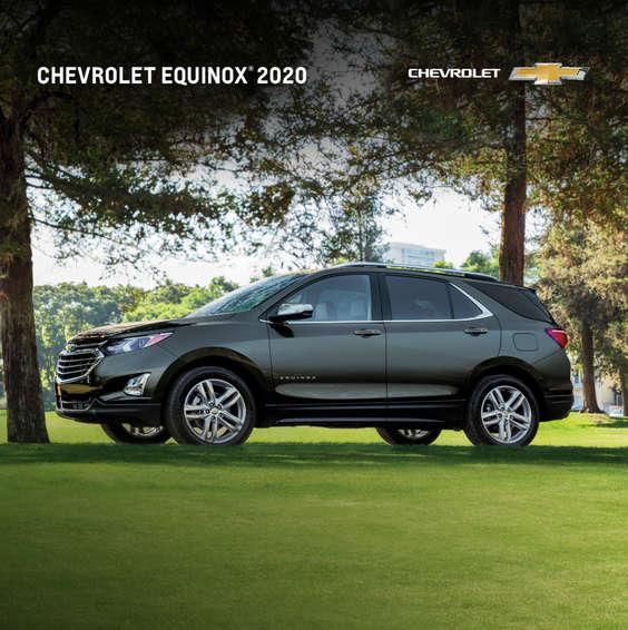 Ofertas de Chevrolet, Equinox