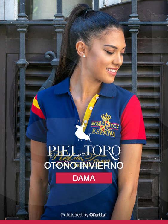 Ofertas de Piel de Toro, Dama Otoño - Invierno 2019