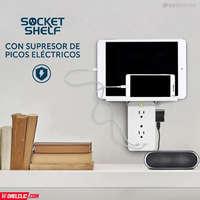 Socket Shelf