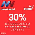 Ofertas de Innovasport, 30% de descuentos en Jerseys