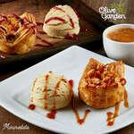 Ofertas de Olive Garden, ¿Quién ya probó nuestra crostata?
