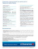 Ofertas de Citibanamex, Tarjeta Teletón