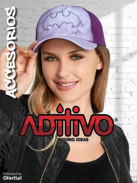 Ofertas de Aditivo, Otoño Invierno Accesorios