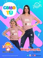 Ofertas de Woolworth, Como tú - CDMX