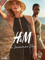 Ofertas de H&M, The summer shop