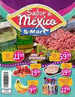 Ofertas de S-Mart, Sabor a México S-mart- Díptico Solidadridad 19-21 sep Mty