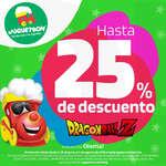 Ofertas de Juguetrón, Hasta 25% de descuento en Dragon Ball Z