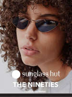 Ofertas de Sunglass Hut, The nineties