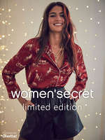 Ofertas de Women's Secret, Limited edition